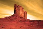 monument valley, arizona.  Scenic DSLR photography.