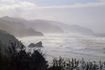 Oregon Coast between Nehalem and Cannon Beach