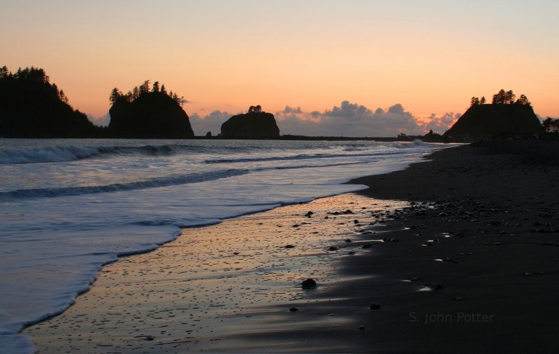 Sunset Beach, La Push, Wa