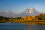 Grand Teton National Park near Jackson Hole, Wyoming