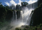 Gorgeous waterfall in Argentina