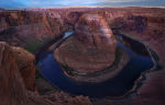 Colorado River at Horseshoe Bend.