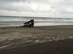 Wreck of the Peter Iredale in Oregon