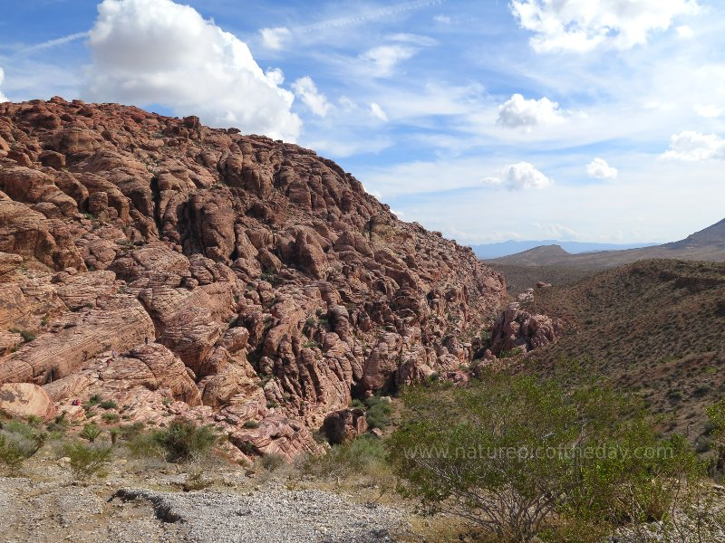 Red Rock Canyon loop