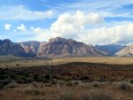 Red Rock Canyon near Las Vegas, NV