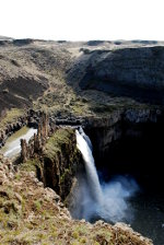 Palouse Falls in Washington State