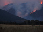 Forest Fire in Montana
