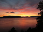 Beautiful Sunset in Coeur D
