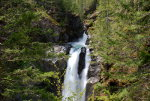 Waterfall on the Olympic Peninsula