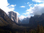 Yosemite in California