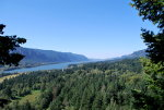 Columbia River from Beacon Rock