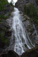 Waterfall in Washington