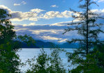 Whitefish Lake, Whitefish, Montana
