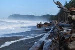 Rialto Beach in Washington State