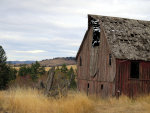 Barn in Idaho